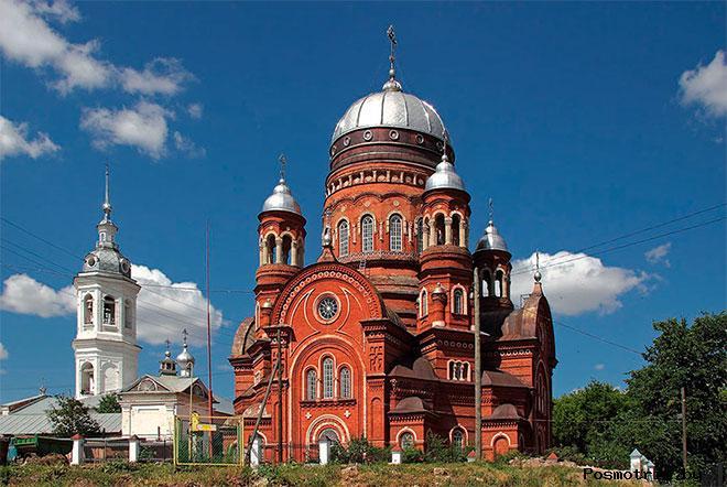 Свято-Троицкий собор Уржум