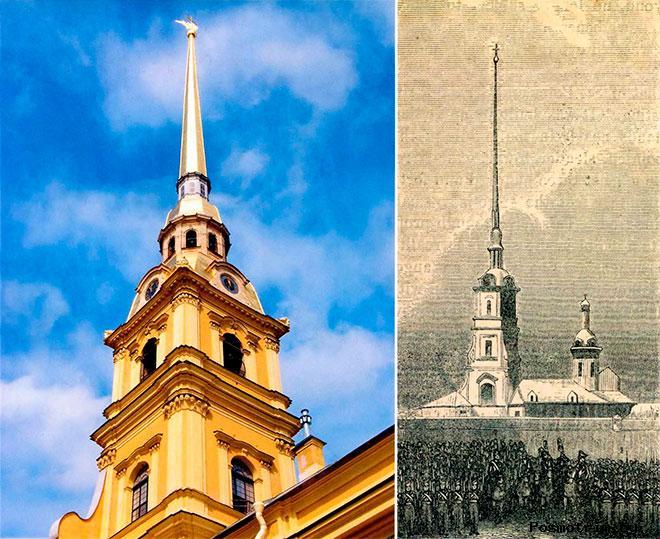 Петропавловский собор история