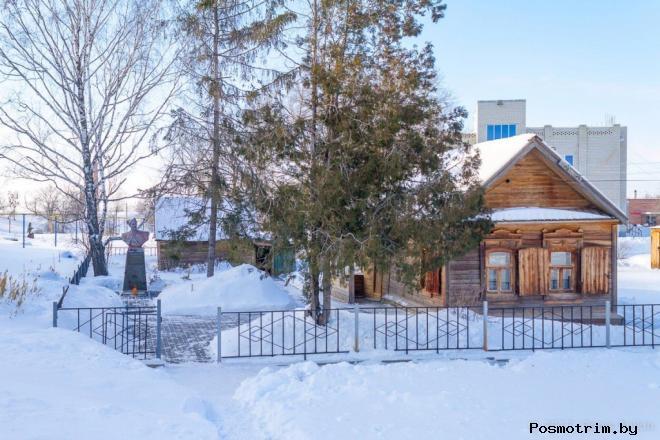 Дом-музей Чапаева в Балаково