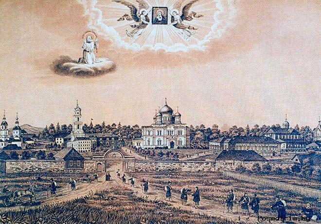 Дивеевский монастырь история