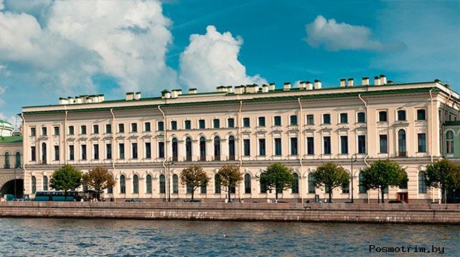 Большой (Старый) Эрмитаж Санкт-Петербург