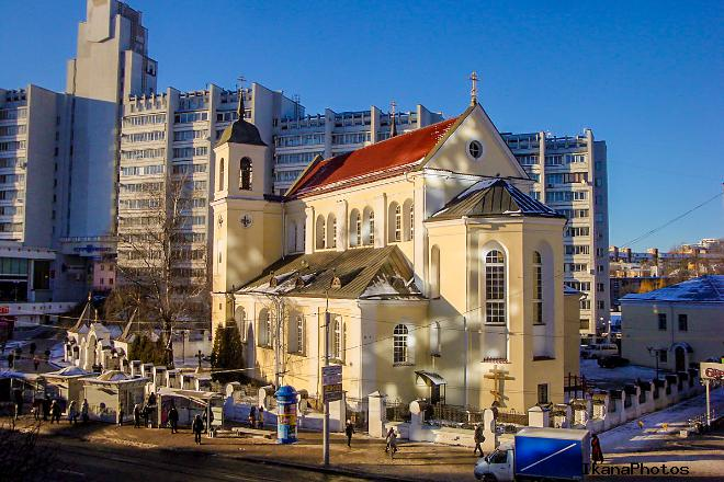 История собора Петра и Павла