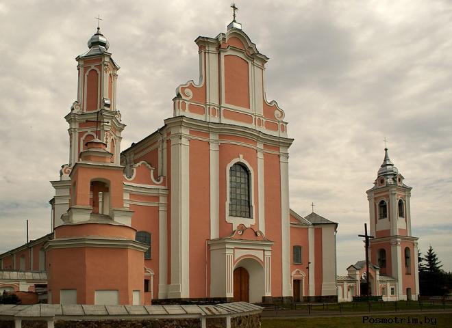 Костел св. Петра и Павла – Боруны