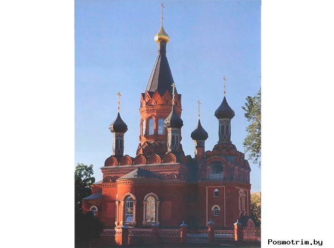 Спасо-Преображенская церковь Брянск (Спасо-Гробовская церковь)