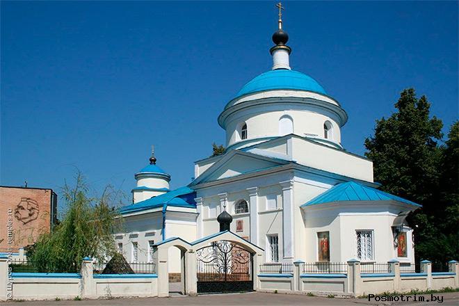 Казанский храм Молоково