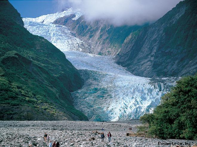 Ледник Франца-Иосифа Австралия