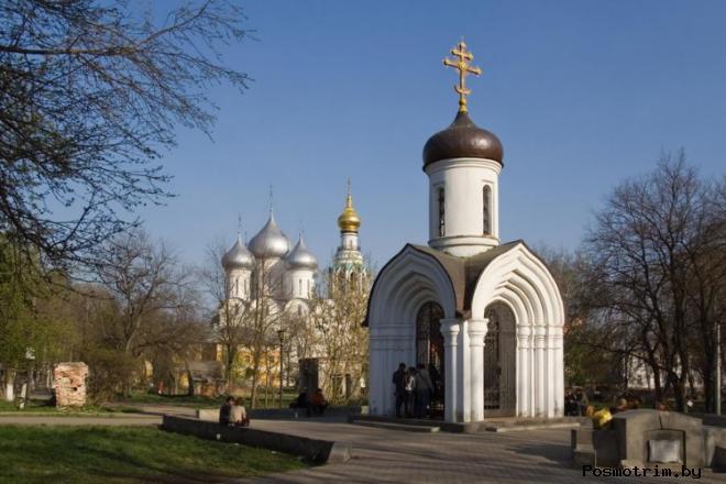 Часовня Владимирской иконы Божией матери Вологда