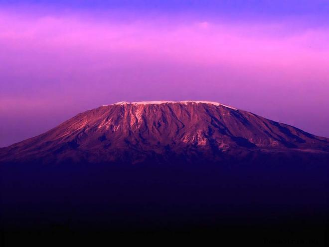 Гора Килиманджаро (Mount Kilimanjaro) общая информация