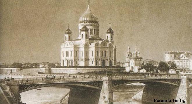 Храм Христа Спасителя история возведения