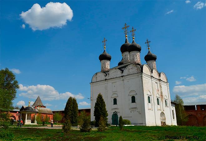 Никольский собор Зарайск архитектура