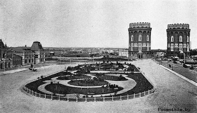 Рижская площадь в Москве