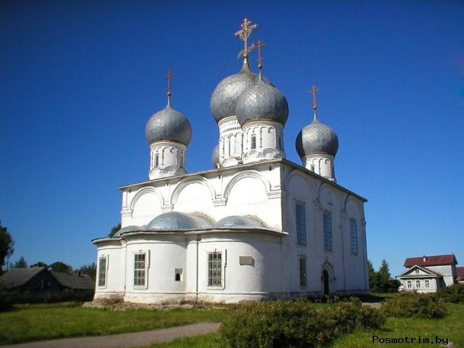 Спасо-Преображенский собор Белозерск
