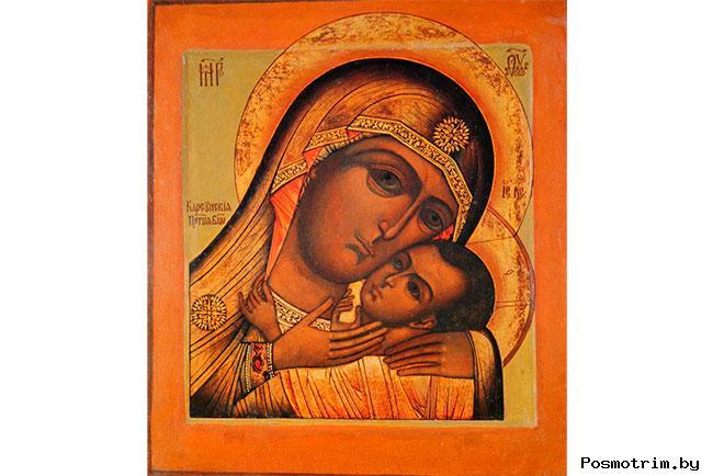 Корсунская икона Божией Матери Изборск