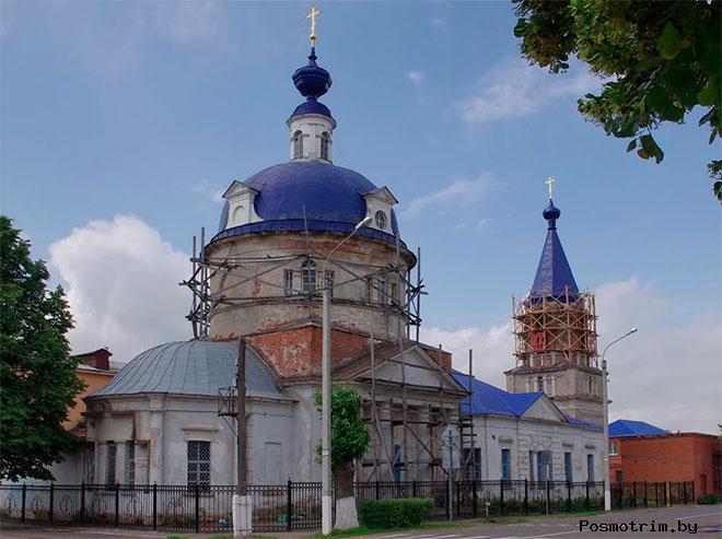 Ильинская церковь Зарайск