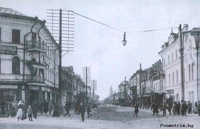 Крестовая улица Рыбинск