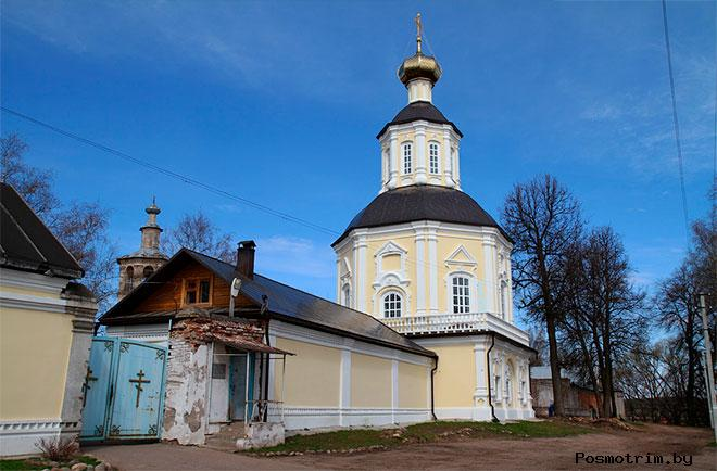Богородицкий житенный монастырь Осташков