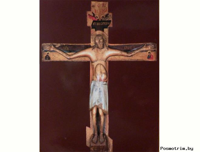 Легенда обретения Годеновского Креста
