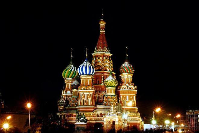 Легенда Покровского собора о Блаженном Василии потушившем из Москвы пожар в Новгороде