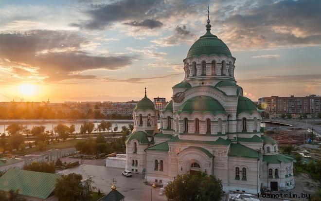 Собор Князя Владимира Астрахань
