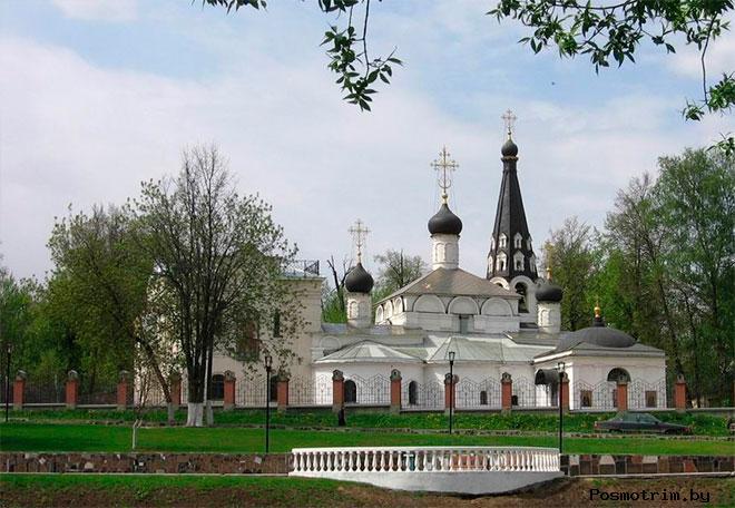Архитектура храма Спаса Нерукотворного в Котово