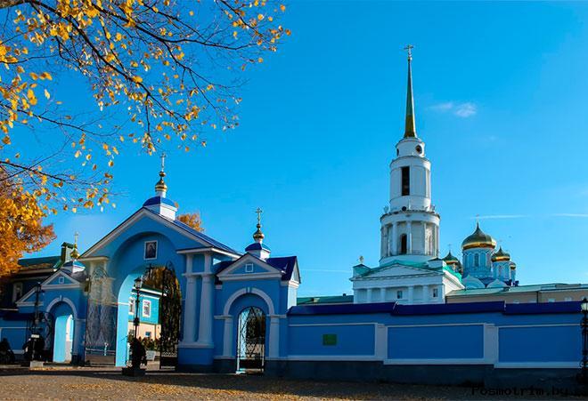 Задонский монастырь богослужения контакты как добраться расположение на карте