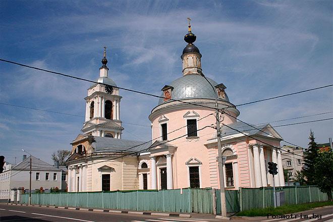 Церковь Вознесения в Кузнечной слободе Коломна