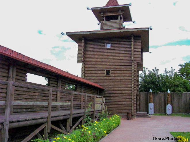 История замка в Мозыре