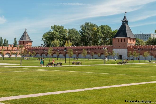 Музей «Тульский Кремль» режим работы стоимость посещения расположение на карте добраться самостоятельно