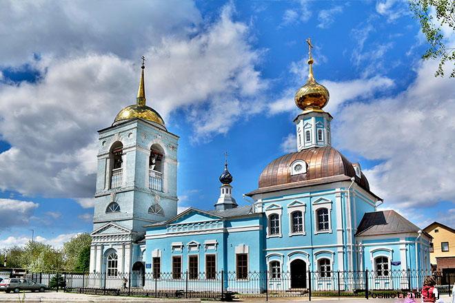 Успенская церковь Муром