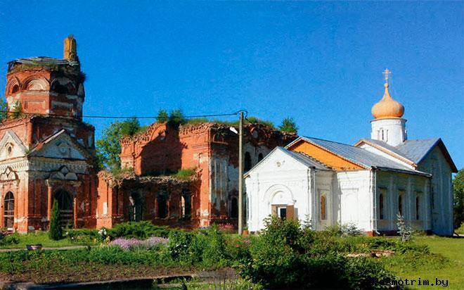 Косинский монастырь Старая Русса