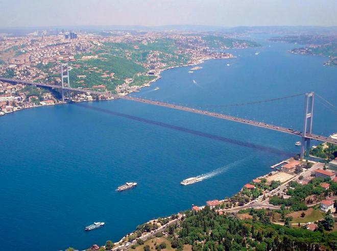 Достопримечательности рядом с Проливом Босфор