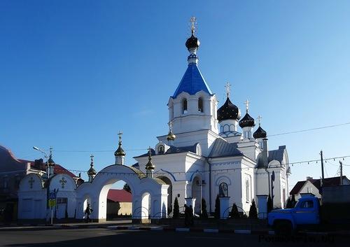 Свято-Николаевская церковь Поставы