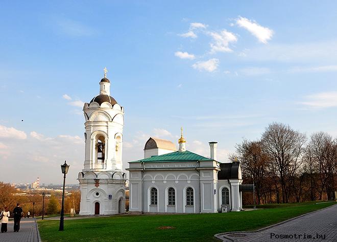 Георгиевский храм в Коломенском