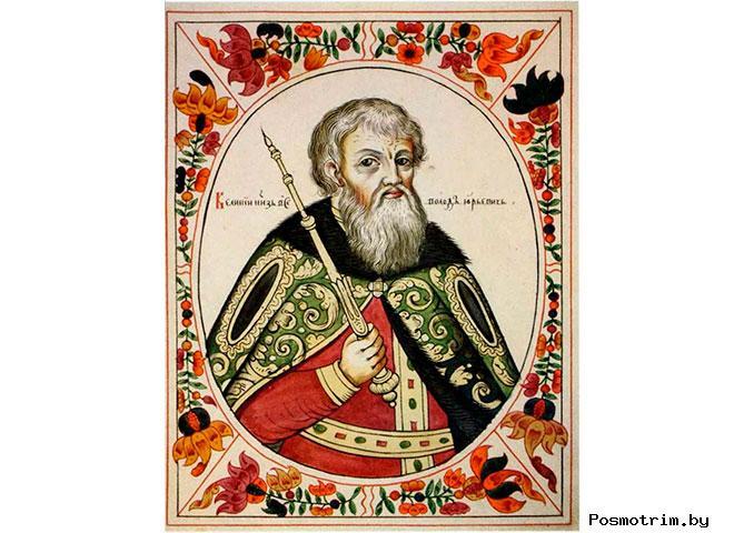 Князь Всеволод III Большое Гнездо