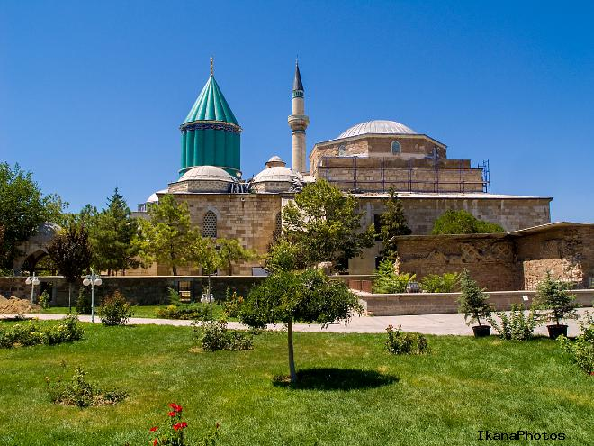 Другие достопримечательности Турции недалеко от города Конья