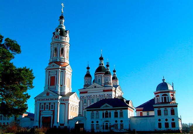 Троице-Сканов женский монастырь сегодня