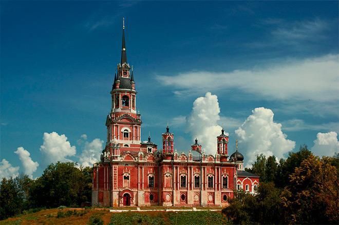 Никольский собор Можайск