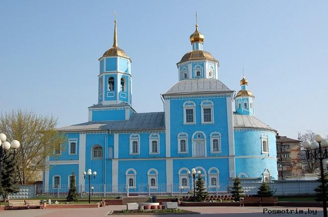 Смоленский собор Белгород