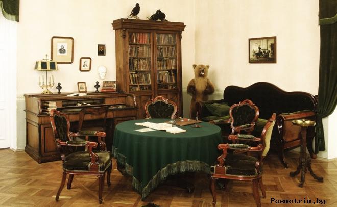 Музей-квартира Некрасова в Санкт-Петербурге
