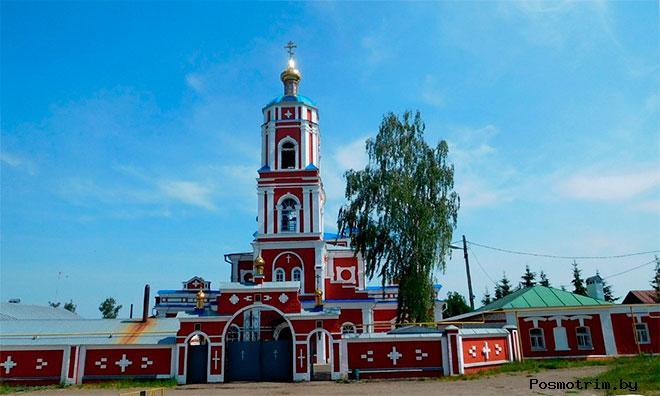 Архитектура Троицкого собора в Тетюшах
