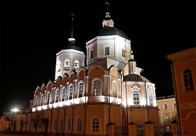 Богоявленский собор Томска в советское время