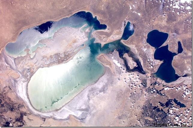 6. Аральское море Казахстан Узбекистан