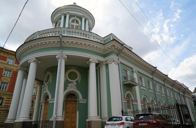 Лютеранская Церковь святой Анны Санкт-Петербург