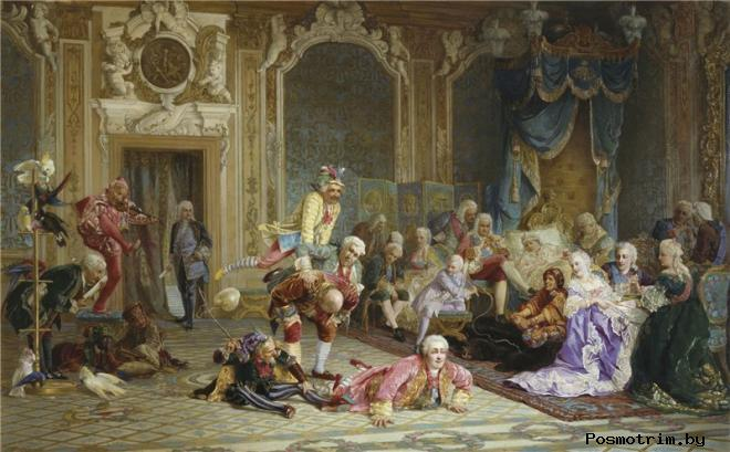 Анна Иоанновна и победы Петра 1