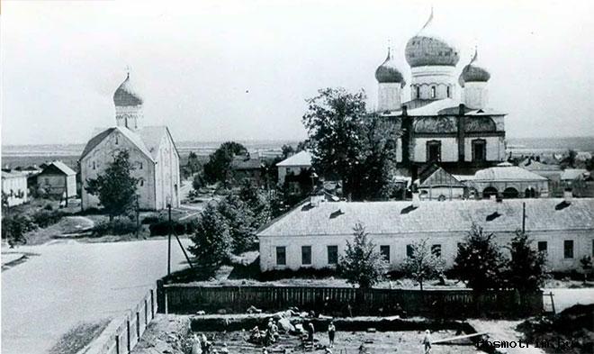 История церкви Спаса Преображения на Ильине улице