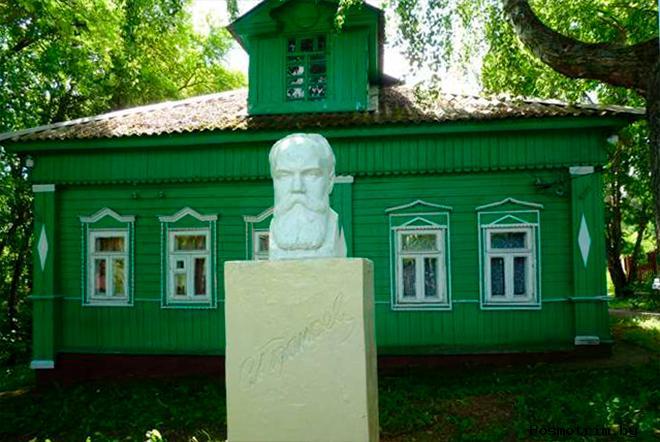 Дютьково музей Танеева