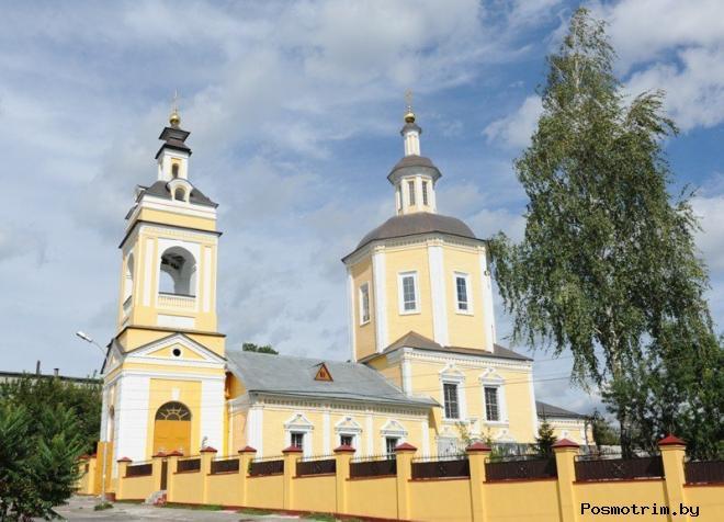 Горно-Никольский монастырь Брянск