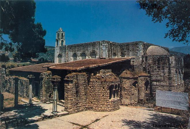 Церковь Святого Николая Чудотворца Николая Угодника Демре Турция фото история