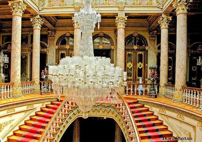 Дворец Долмабахче в Стамбуле как добраться