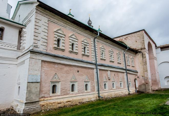 Судный приказ Ростовский кремль